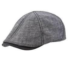 Gottmann  Men's Memphis-2 Lin Flat Cap