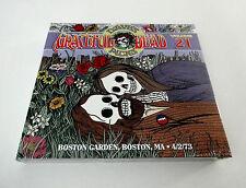 Grateful Dead Dave's Picks 21 Boston Garden 4/2/1973 Massachusetts MA 3 CD New