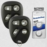 1 Brand New OEM Cadillac DeVille Fleetwood Remote Transmitter Key Fob 25559364