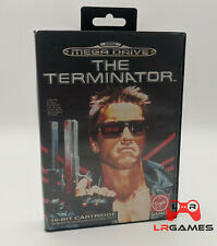 The Terminator (Sega Mega Drive) PAL Spiel in CIB