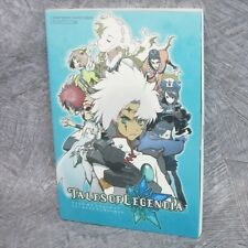 TALES OF LEGENDIA First Adventure Guide PS2 Book VJ54