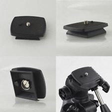 Tripod Quick Release Plate Screw Adapters Mount Head For DSLR/SLR Digital Camera