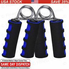 2X Exercise Foam Hand Grippers Forearm Grip Strengthener Grips heavy Exerciser