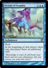 DICTATE OF KRUPHIX Journey into Nyx MTG Blue Enchantment RARE