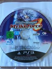 DYNASTY WARRIORS STRIKEFORCE PS3 PLAYSTATION 3 ORIGINAL AUS PAL CASE & DISC ONLY