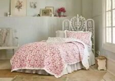 Simply Shabby Chic Country Paisley Quilt ~ Twin ~ Rose Floral
