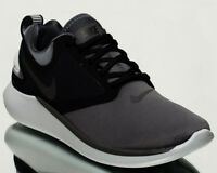 Nike LunarSolo men running run sneakers NEW dark grey multi-color AA4079-012