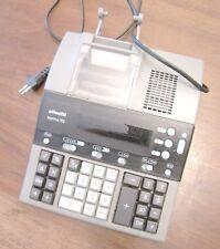 Calcolatore calcolatrice macchina OLIVETTI SUMMA 192 non si accende da riparare