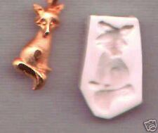 Fox Polymer Clay Push Mold, Altered Art 0 S/H OFFER
