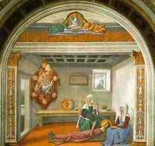 Ghirlandaio Domenico 3 stampa in A4