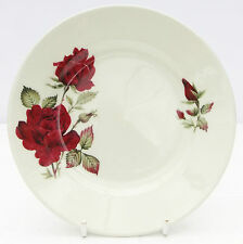 Vintage Lord Nelson Tea Plate Red Roses Floral