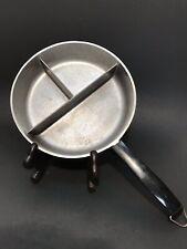 8� Hammercraft Cookware 3 Conpartment Aluminum Frying Pan