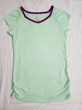ad8cdfaf3abe Nike Green Short Sleeve Tops   T-Shirts (Sizes 4   Up) for Girls for ...