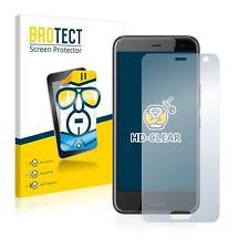 HTC U11 Life 2x  BROTECT® HD-Clear Screen Protector hard-coated anti-fingerprint