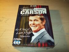 Johnny Carson - Classic TV Comedy (DVD, 2006, 2-Disc Set) New & Sealed
