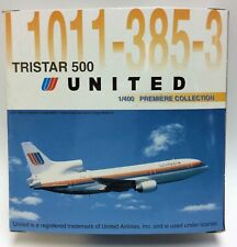 Dragon Wings 55121 Tristar 500 L-1001-385-3 United Premiere Collection 1/400 ...