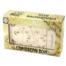 Caribbean Pirate Treasure Puzzle Box