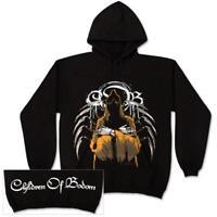 New:CHILDREN OF BODOM - Scythe Grim Reaper Heavy Duty Pullover Hoodie Sweatshirt
