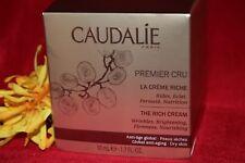 CAUDALIE PREMIER CRU THE RICH CREAM RICHE ANTI-AGING 1.7 OZ DRY SKIN NEW IN BOX