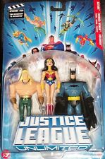2004 Justice League * Batman, Wonder Woman, Aquaman *