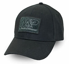 M&P by SMITH & WESSON *BLACK TWILL* HAT CAP *NEW* MP23
