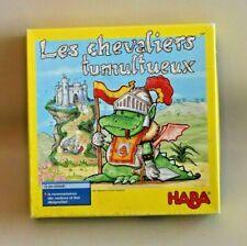 Jeu de société pour enfants HABA - Les Chevaliers Tumultueux - à partir de 4 ans