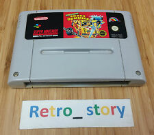 Super Nintendo SNES The Incredible Cash Dummies PAL - NOE