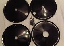 Old School BMX 20 Inch Wheel Covers (black)