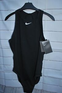 Nike Water Polo High Neck Swimsuit Women's SIZE UK 16