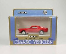 ERTL 2804 Ford Mustang Shelby GT 500 1968 rot Modellauto 1:43 OVP 9915-13-46