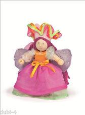 Le Toy Van - Budkins BK766 - Biegepuppe Königin Gardenia für Puppenhaus
