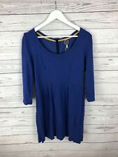 JOULES Dress - Size UK14 - Blue - Great Condition - Women's
