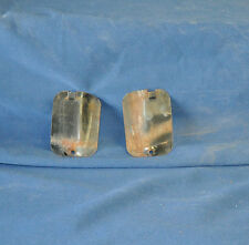 1961 to 1966 Ford F100, F250, F350 Fender bolt cover / Left & Right side