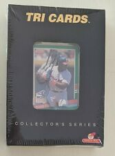 1992 FRANK THOMAS DONRUSS TRI CARDS 3D Collector's Series 1466/50,000 Dad's Kid