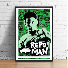 Repo Man 11 x 17 Horror Movie Poster Art Print