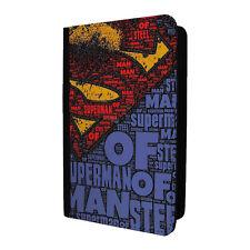 DC Superman Passport Holder Case Cover - ST-T1811