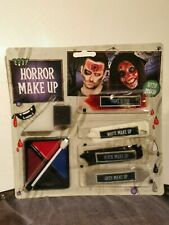 Horror Zombie halloween make up kit perfect for childrens parties party bag