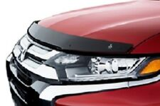 Genuine Mitsubishi HOOD BUG GRAVEL PROTECTOR DEFLECTOR OUTLANDER  2014 - 2020