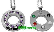 Germanium Powerful Quantum Scalar Energy Pendant Necklace Balance Chain Power