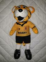 """Hull City FC Cuddly Toy Roary The Tigers 16"""""""
