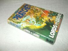 Lords and Ladies by Terry Pratchett (Hardback)