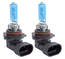 Kit 2 lampadine luce bianco ghiaccio 4200K tipo HIR2 12V SIMONI RACING