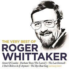 ROGER WHITTAKER - THE VERY BEST OF CD ALBUM