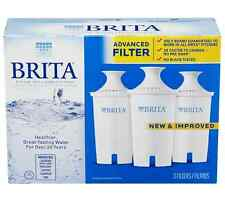 Brita Water Pitcher Replacement filters - 3 pack New Improved 35503