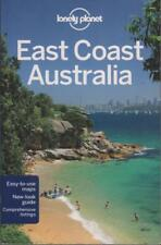 EAST COAST AUSTRALIA - LONELY PLANET TRAVEL GUIDE - EXCELN'T PB FAST & FREE POST