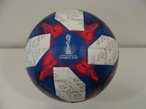 Adidas Fussball Tricolore 2019 OMB Frauen WM Frankreich Official Matchball