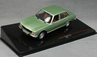 IXO Peugeot 504 Saloon in Green Metallic 1969 CLC319N 1/43 NEW