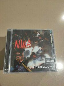 N.W,A, - Efil4Zaggin CD