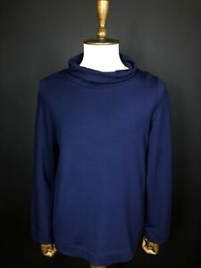 OSKA Women's Sweater Size 2 Blue