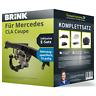 Anhängerkupplung BRINK schwenkbar für MERCEDES CLA Coupe +E-Satz AHK